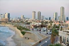 贾法角-以色列 免版税库存图片