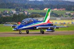 法语空军队 库存图片