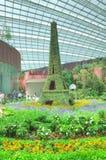 法语Faire,滨海湾公园,新加坡 免版税库存图片