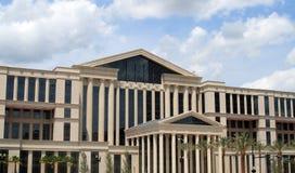 法院大楼佛罗里达杰克逊维尔 图库摄影