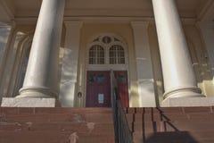法院大楼在Warrenton,弗吉尼亚 库存照片