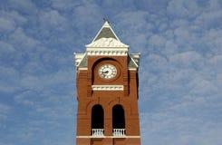 法院大楼塔 库存照片