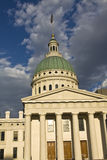 法院大楼路易斯老st 库存图片