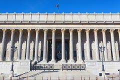 法院大楼 免版税库存照片