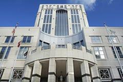 法院大楼 库存图片