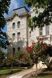 法院大楼granbury得克萨斯 库存照片