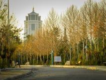 法院旅馆-阿尔贝拉-伊拉克 免版税库存图片