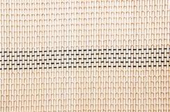 织法颜色席子的样式 免版税库存图片