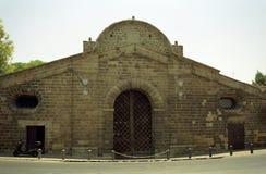 法马古斯塔门,尼科西亚,塞浦路斯 免版税库存图片