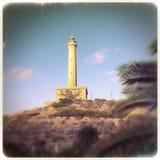 法鲁- Cabo de帕洛斯-西班牙 库存图片