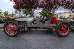 1930泛太平洋公路赛汽车 图库摄影