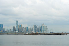 泛美航空市 免版税库存图片