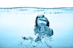 泡影。健康淡水 库存图片