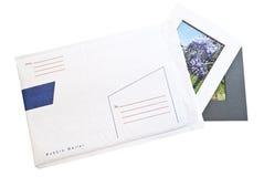 泡影信包邮件程序 免版税库存图片