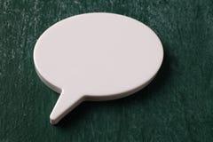 泡影图象人员演讲联系的向量 免版税库存照片