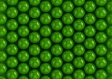 泡影绿色胶 库存照片