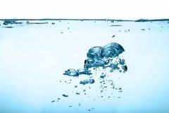 水泡影 免版税图库摄影
