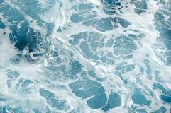 泡沫海运 库存照片