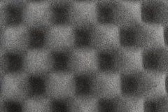 泡沫聚氨酯填充料上面接近的视图  图库摄影