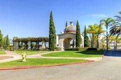 巴波亚公园,圣地亚哥,加利福尼亚 库存图片