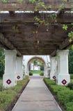 巴波亚公园,圣地亚哥 免版税库存图片
