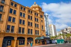 巴波亚剧院在圣迭戈 免版税库存图片