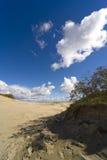波儿地克的沙丘海边 库存照片