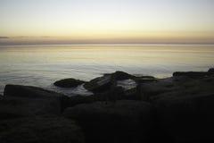 波儿地克的海洋 免版税图库摄影