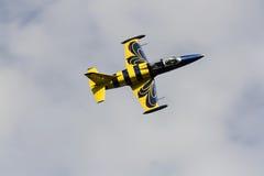 波儿地克的蜂航空L-39 Albatros 图库摄影
