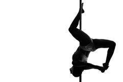 波兰人舞蹈家 免版税库存图片