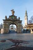 波兰圣所 免版税图库摄影