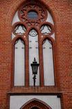 波兰教会 免版税库存照片
