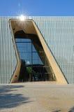 波兰犹太人的历史的POLIN博物馆 免版税库存照片