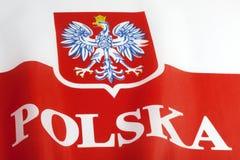 波兰的标志 免版税库存照片