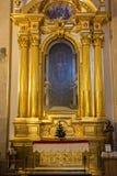 波兰,克拉科夫- 2015年1月01日:圣徒彼得和保罗教会XVI-XVII世纪在克拉科夫 库存图片