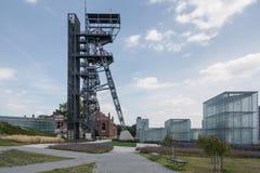 波兰,卡托维兹-西莱亚西博物馆 免版税图库摄影