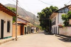 波利瓦,瓦尔del卡克塔省 免版税库存照片
