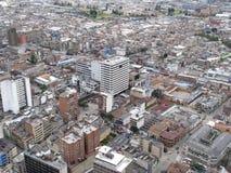 波哥大全景  免版税库存照片