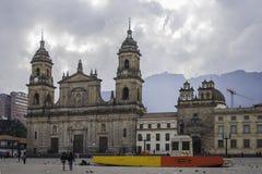 波哥大哥伦比亚 库存图片