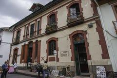 波哥大哥伦比亚 免版税库存图片