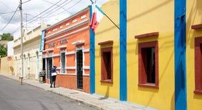 波哥大哥伦比亚Usaquen邻里  库存图片