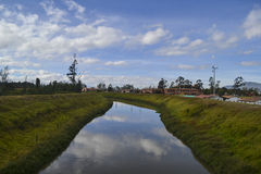波哥大领域 库存图片