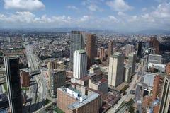 波哥大,哥伦比亚- 2017年1月15日 免版税库存照片