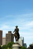 波士顿乔治・华盛顿 库存图片