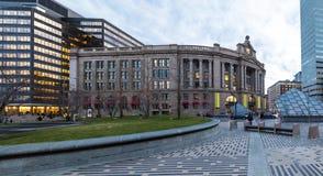 波士顿南岗位 免版税库存图片