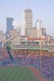 波士顿和Fenway公园 免版税库存照片