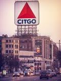 波士顿在MA,美国 免版税库存照片