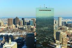波士顿地平线,马萨诸塞,美国 免版税库存图片