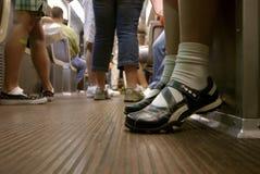 波士顿地铁 免版税库存图片