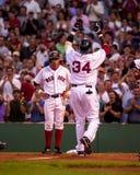 波士顿大卫ortiz Red Sox 库存照片